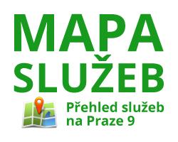 MAPA služeb na Praze 9