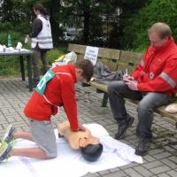 Zásady poskytování první pomoci