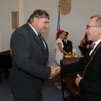 Vratislav Kracman, starosta TJ Sokol Vysočany